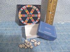 Barbie 1:6 Furniture Handmade Miniature Board Game Trivial Pursuit
