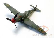 Forces aériennes couteau schmitt BF 109 46 avion 35 terminé modèle scale environ 1:72