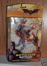 "Batman Begins ""BattleCape Batman Figure""  New"