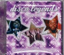 CD 17T DISCO LEGENDS ODYSSEY/TEMPTATIONS/MAYFIELD/TAVARES/IMAGINATION NEUF SCELL
