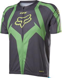 Fox Racing Livewire Race s/s Jersey Green