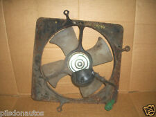 PROTON PROTON EARLY RADIATOR FAN & METAL COWLING (4 BLADES)
