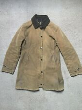 """Womens Barbour Newmarket Wax Jacket Size 10, Laid Flat 40"""" Chest"""