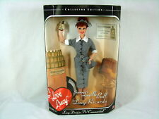 Barbie 1997 Lucy Does a Tv Commercial Collector Edition Nrfb