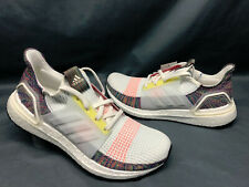 Adidas Men's UltraBOOST 19 Pride Running Sneakers White Multi Size 11.5 NEW!