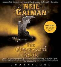 NEW The Graveyard Book CD: Full Cast Production by Neil Gaiman