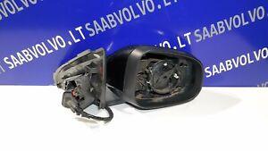 VOLVO S60 Front Right Passenger Door Mirror Frame 3304-808 3304808 2011 11890657