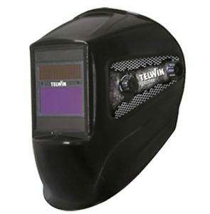 Maschera Autoscurante JAGUAR Saldatura MIG-MAG  MMA Telwin 804082 per saldatrice