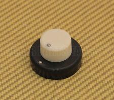 PK-3161-000 Danelectro Cream on Black Stack Knob for Guitar/Bass