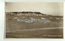 tp9911 - Devon - The moored Yachts used by Insow Yacht Club - Postcard