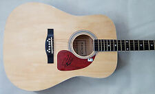 JOE NICHOLS Signed Guitar Gimmie That Girl/Tequila Makes Her Clothes Fall Off GA