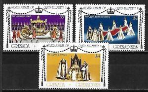 Grenada-Grenadines #213-215 MNH $0.85 SCV