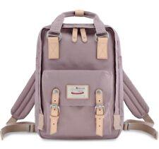 """Himawari School Waterproof Backpack 14.9"""" College Vintage Travel Bag for Women"""