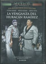 Colección Mexico en Pantalla DVD La Veganza del Huracan Ramirez