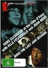 Duke Ellington With Ella Fitzgerald and Joan Miro - at The Cote D'azur 2dvd