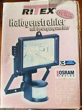 Halogen-Fluchtlichtstrahler 150 Watt mit Bewegungsmelder • Infarot Sensor • NEU!