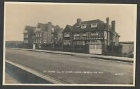 Postcard Bexhill on Sea nr Hastings Sussex early view of St John's RP by Vieler