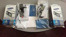 samsung 3d glass(total 2) SSG4100GB black BRAND NEW with 2 SOFTclothORIGINALBOX