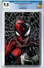 Spider-Man Spiders Shadow 1 Mico Suayan Virgin Variant CGC 9.8 GUARANTEED 🔥🕷🕸
