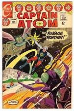 Captain Atom #88 - Charlton comics - October 1967 - Steve Ditko