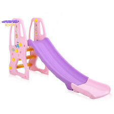 Toboggan Aire de jeux pour Enfants Extérieur et à l'Intérieur Jardin Jouets Neuf