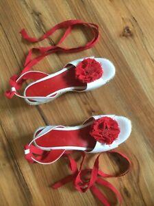 Ladies Boden sandals 38