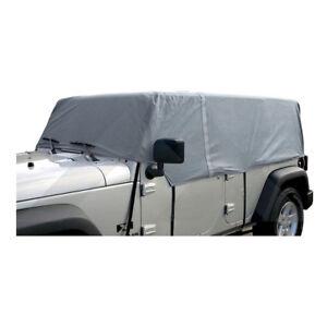 CarsCover Custom Fit 2004-2019 Jeep Wrangler Unlimited JK JL 4 Door Sport//Sahara//Rubicon SUV Wagon Car Cover Heavy Duty All Weather Ultrashield