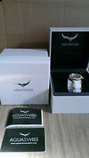 AQUASWISS  WRIST WATCH FOR WOMEN WATER RESISTANT, MADE IN SWITZERLAND