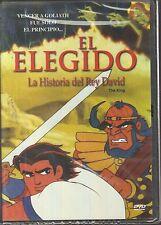 El Elegido(20120 La Historia Del Rey David NEW DVD FAST SHIPPING!