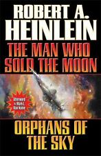 The Man Who Sold the Moon and Orphans of the Sky (BAEN)-ExLibrary