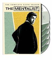 The Mentalist: Complete Sixth Season 6 (DVD, 2014, 5-Disc Set)