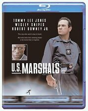 U.S.MARSHALS (Wesley Snipes, Tommy Lee Jones)  -  Blu Ray - Sealed Region free
