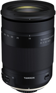 New Tamron 18-400mm f/3.5-6.3 Di II VC HLD Lens for Canon EF B028