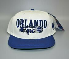 Orlando Magic NBA Sports Specialties Vintage 90s YOUTH Snapback Cap Hat - NWT