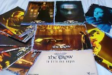THE CROW II la cite des anges ! Iggy Pop  jeu 12 photos cinema lobby cards