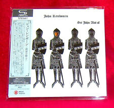 John Renbourn Sir John Alot Of Merrie Englande SHM MINI LP CD JAPAN BELLE-162635