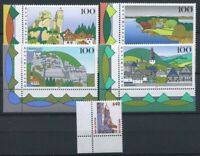Deutschland 1995 Mi. 1807-1811 Postfrisch 100% Landschaft, Kathedrale