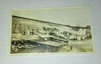 SIKORSKY S-38 AMPHIBIOUS AIRCRAFT ORIG 1928 RPPC PHOTOGRAPH POST CARD AVIATION