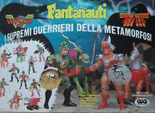 Pubblicità Advertising Werbung Clipping 1986 FANTANAUTI WISCID TOTILA GIG