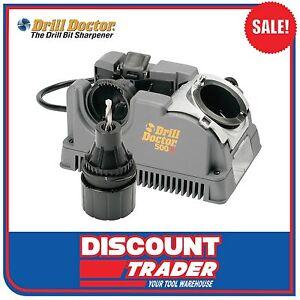 Drill Doctor - Drill Bit Sharpener - Tradesman 2.5mm - 13mm DD500 500X - DD500X