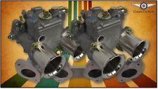 Suits Toyota Corolla 3K 4K 5K - FAJS Twin 40 DCOE (Weber Copy) Carburettor Kit