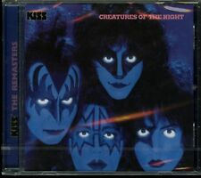 Kiss Creatures of The Night 2014 Reissue German logo CD new Mercury 378 645-2