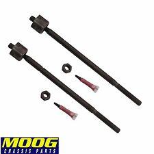 NEW Ford Focus 2009-2011 Pair Set of 2 Front Inner Steering Tie Rod Ends Moog