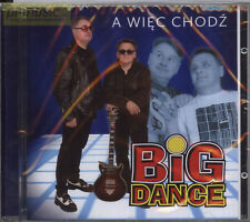 = BIG DANCE -  A WIEC CHODZ  // DISCO POLO // CD sealed