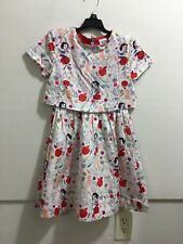 Disney youth girls size 5/6 Snow White dress