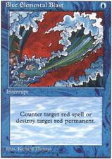 FBB Portuguese Blue Elemental Blast ~ Lightly Played 4th Edition Fourth Foreign