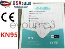10 Pack KN95 Face Mask Cover Protection Respirator Masks K N95