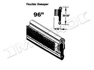 "Flexible Window Sweeper, 96"", Fits:1949-1958 Chrysler, Dodge, Plymouth"