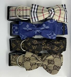 Designer dog collar and lead (choice of 4) All in stock now