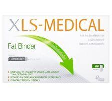 XLS Medical Fat Binder 60 Tablets - Brand New - FREE Postage